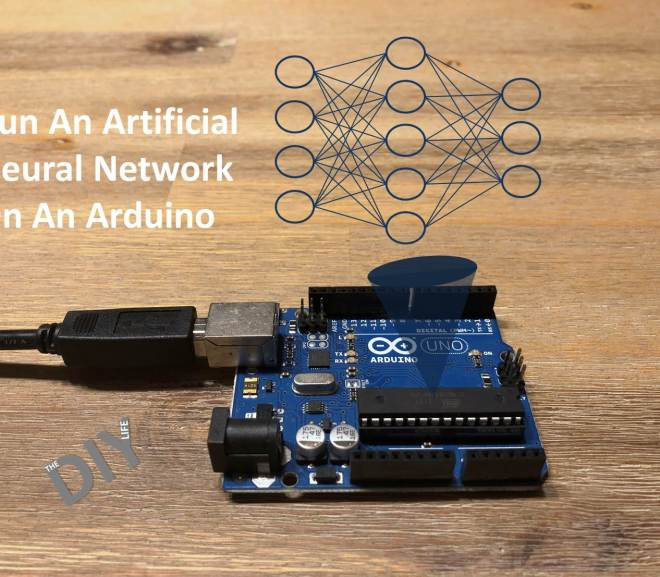 Running An Artifical Neural Network On An Arduino Uno