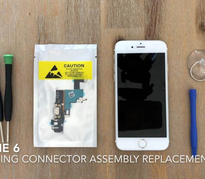 IPhone 6 Lightning Connector Assembly Replacement