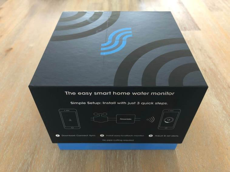 Streamlabs Water Monitor Box Back