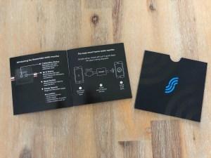 User Manual Booklet