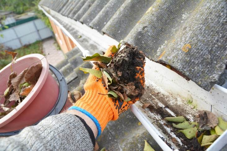 Roofing Works And Gutters