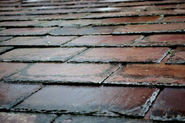 The Variety Of Slate Roof Colours And Textures