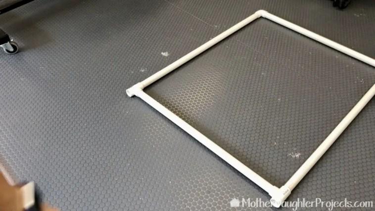 PVC Screen Frame
