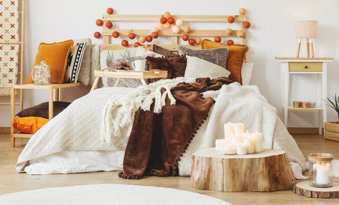Fall-Inspired Tips for Creating a Cozy, Earthy Vibe in Your Home