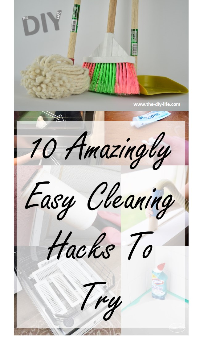 10 Amazingly Easy Cleaning Hacks To Try This Holiday Season Share