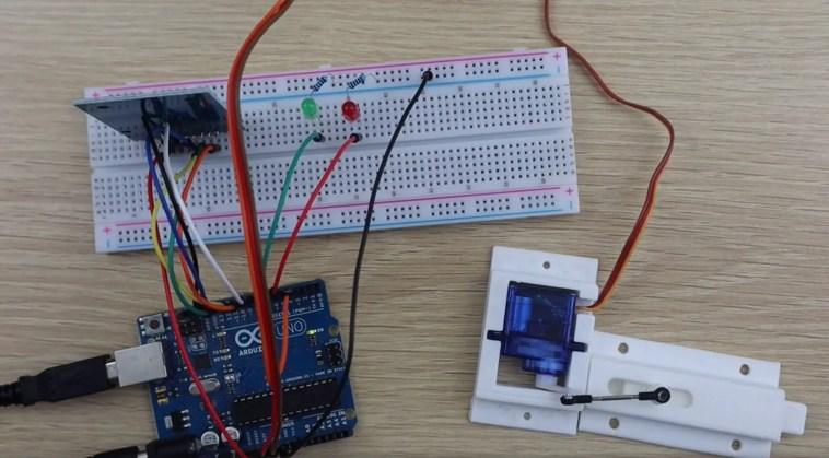 Assembled Circuit