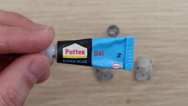 Gel Super Glue
