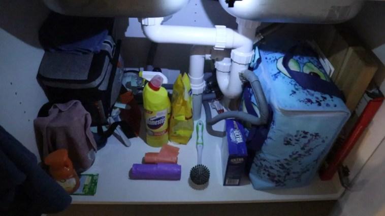 Under Sink LED Cabinet Lights