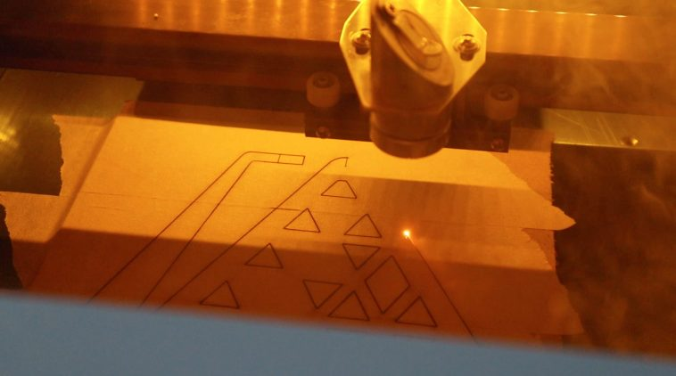 Laser Cutting The Tables