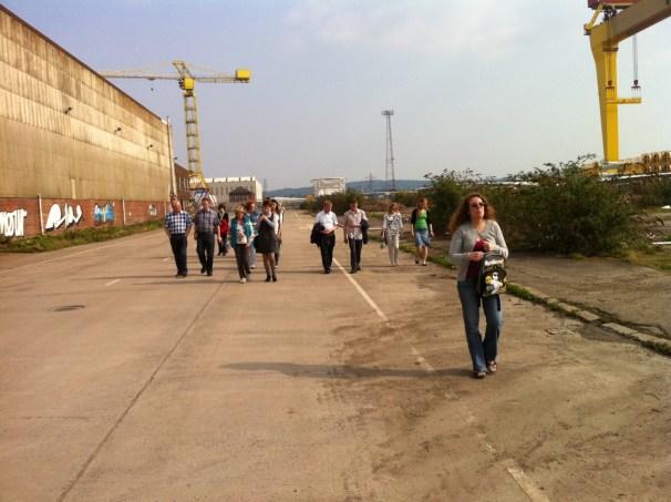 Dock Walking