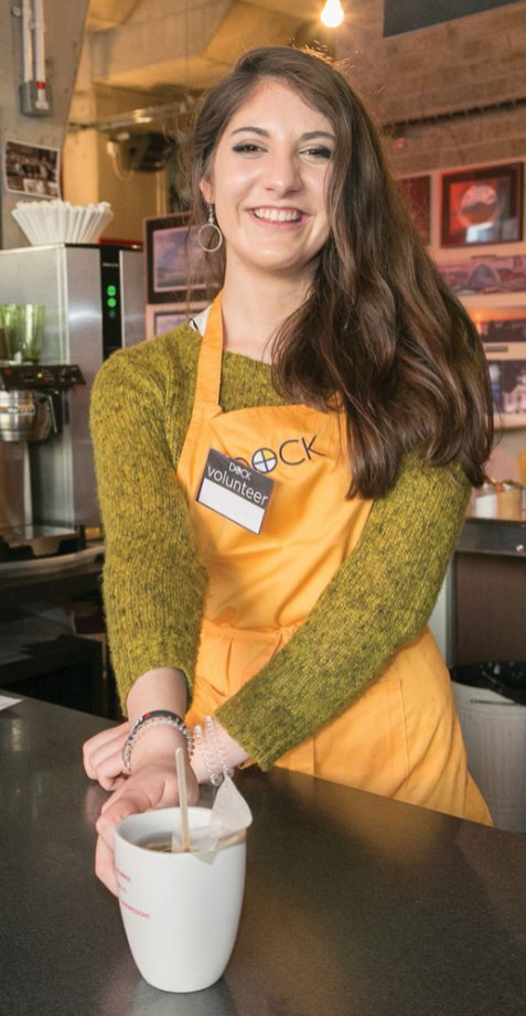 Coffee Volunteer