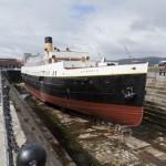 Outside ship 2
