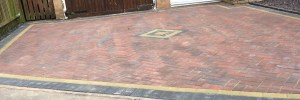Block Paved Driveways In Staffordshire