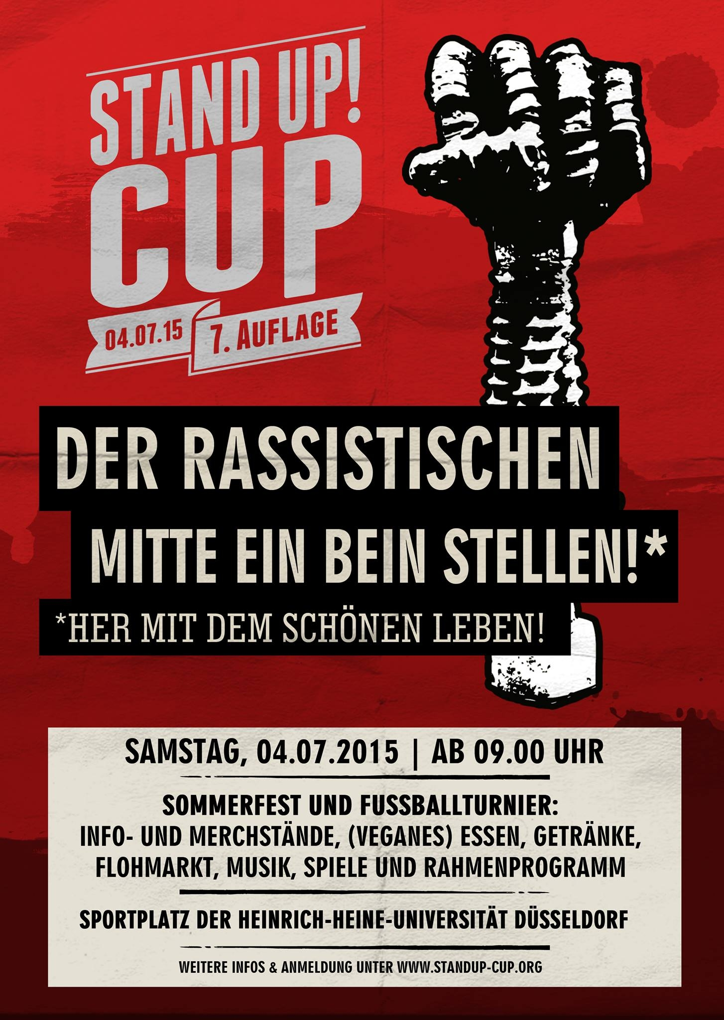 Stand-up-Cup 2015