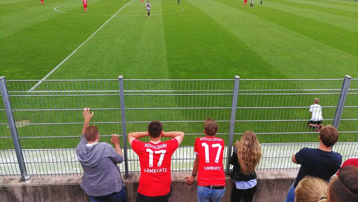 F95 vs RSC Charleroi 0:2