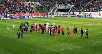 F95 vs Werder: Sieger und Besiegte