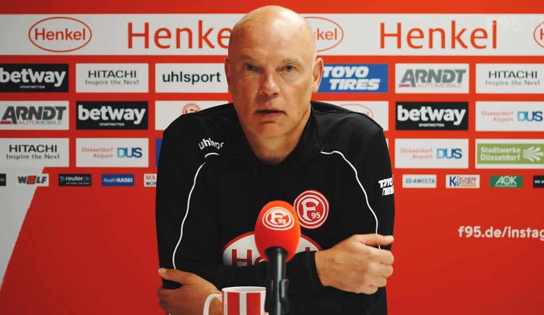 Uwe Rösler: Fußballheld in England und aktueller F95-Trainer