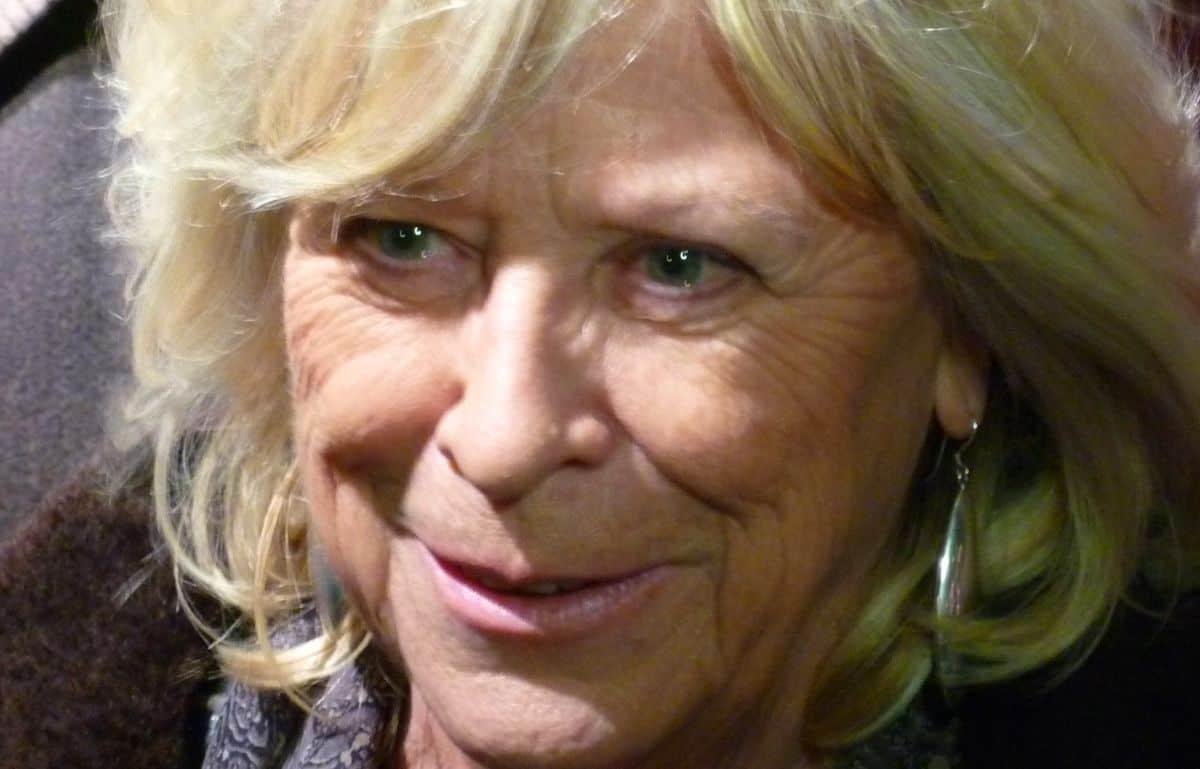 Margarethe von Trotta (2013) - Kindheit in Düsseldorf (Foto: Wikimedia - siehe Bildnachweis unten)