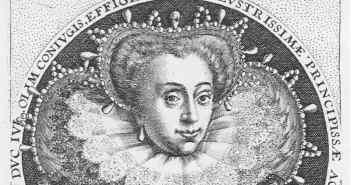 Jakobe von Baden - die echte Person hinter der weißen Frau aus dem Schloss