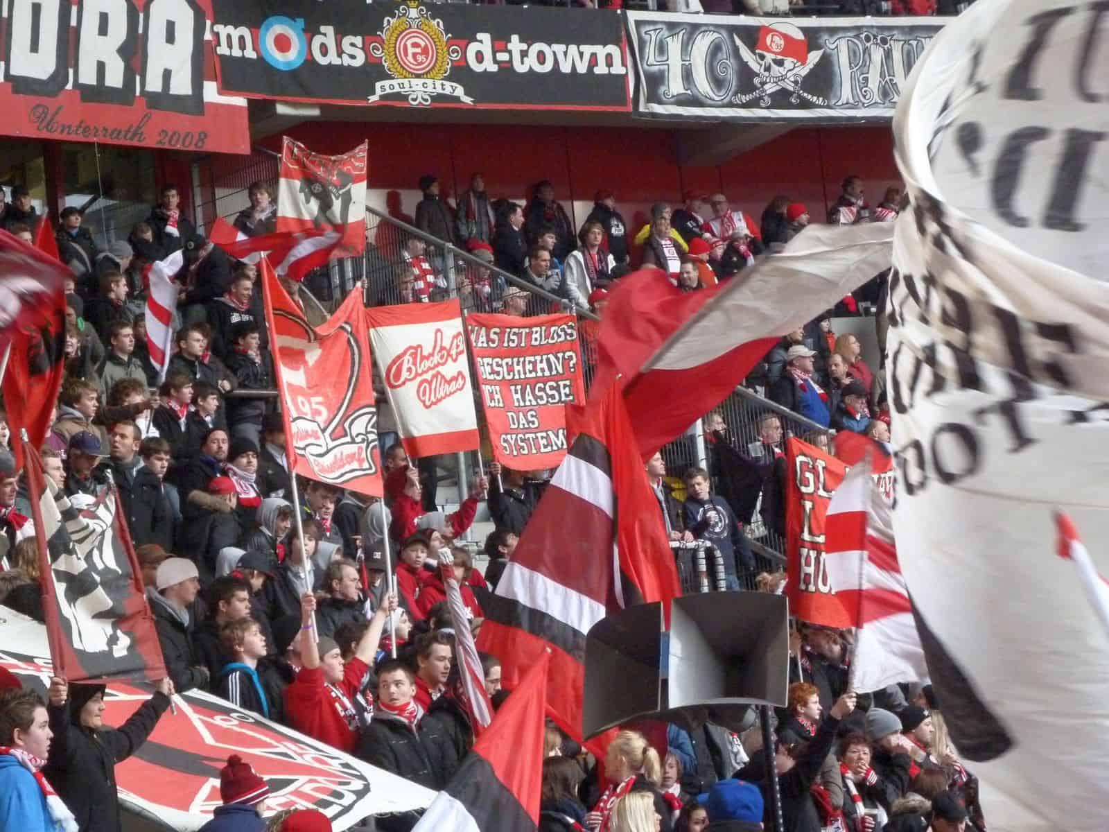 Erinnerung: F95 vs Osnabrück am 27.2.2011 (Foto: TD)