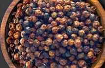 Was ganz Feines: Roter Kampot-Pfeffer aus Kambodscha (Foto: bremer-gewuerzhandel.de)