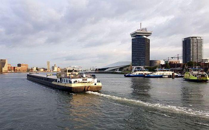 Cigno Minore - eines der Binnenschiffe, auf denen man mitfahren kann (Foto: www.binnenvaartcruises.nl
