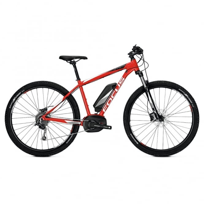 Focus Jarifa 2 EX electric mountain bike from The E Bike