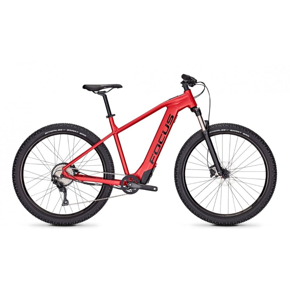 2019 Focus Whistler 6.9 electric mountain bike at The
