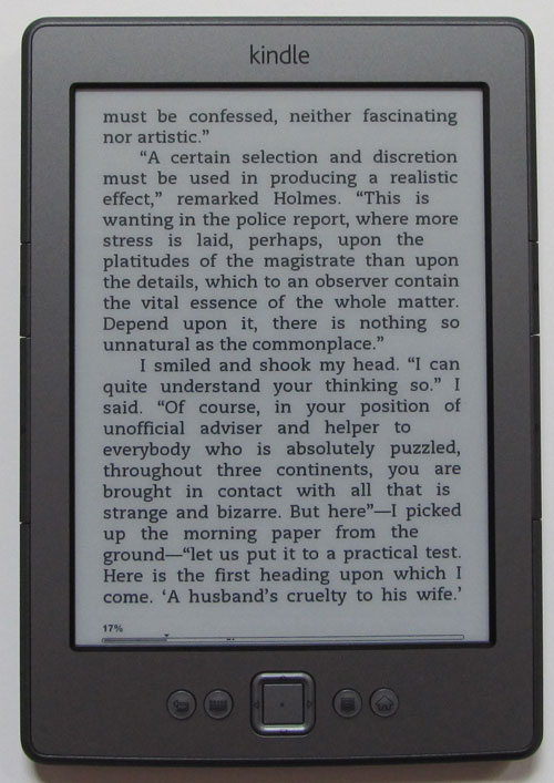 Kindle 4 Review  79 Kindle 4