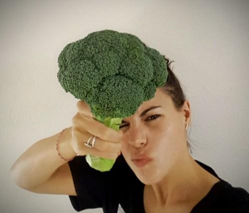 Gewinne: Nach einer Ernährungsberatung mit Expertin Elena darfst du noch mehr essen als nur Brokkoli. Versprochen!
