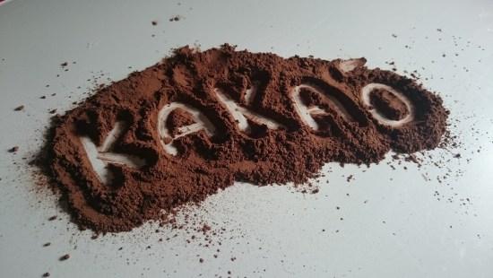 Kakao für vegane Schokocreme
