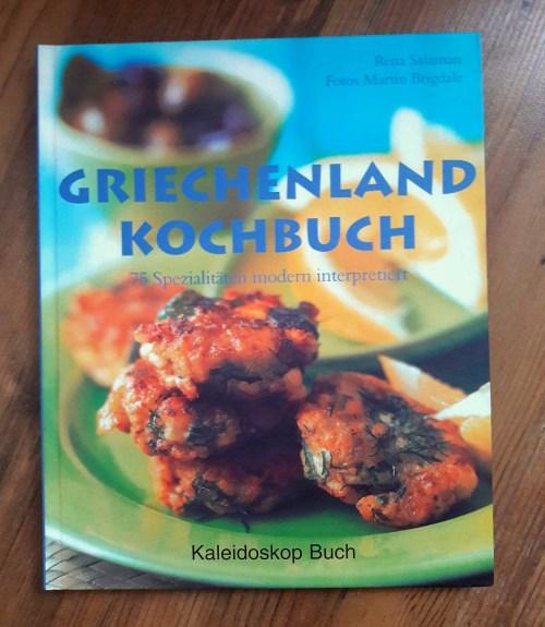 Kein rein veganes Kochbuch, aber trotzdem unglaublich gute griechische Rezepte