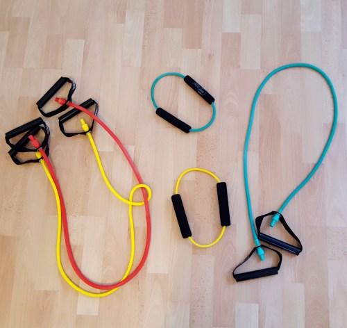 Fitnesshelfer: Tubes