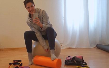Fitnesshelfer unterstützen dich beim Training