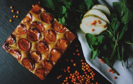 Veganer Zwetschgenkuchen nach Omas Rezept