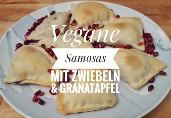 Vegane Samosas