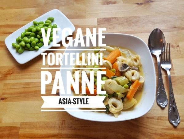 Vegane Tortellini-Pfanne
