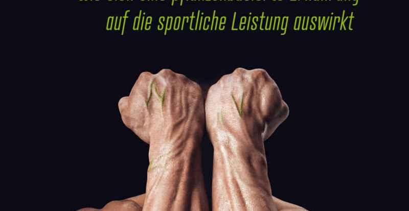 Buch Vegan zur Höcgstleistung von Charoline Bauer