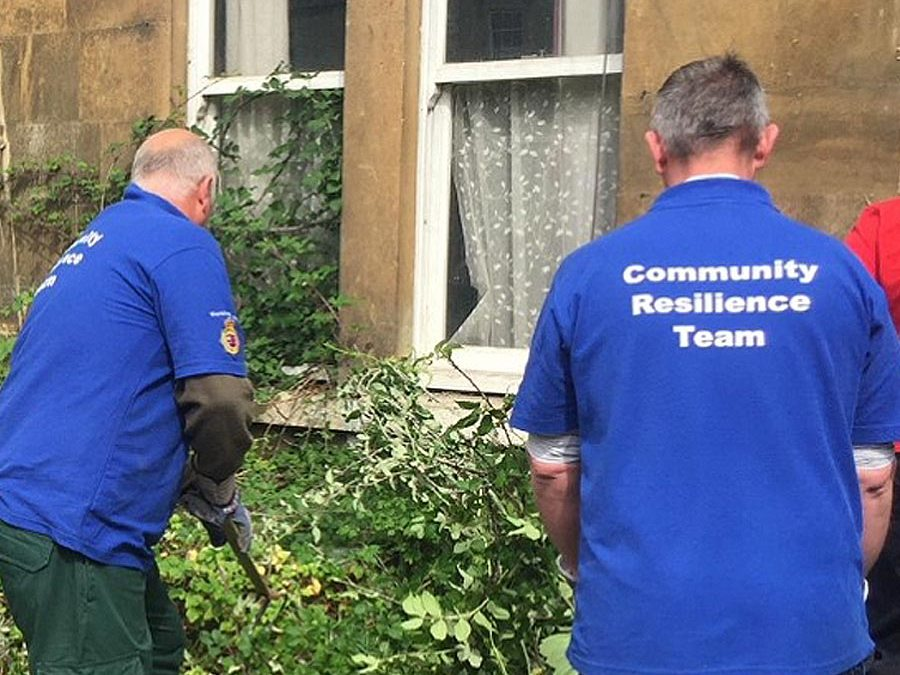 Building Community Resilience