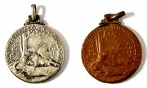 מדליות להנצחת תבוסת הנאצים החל מ 200 דולר אישתר בית מכירות פומביות