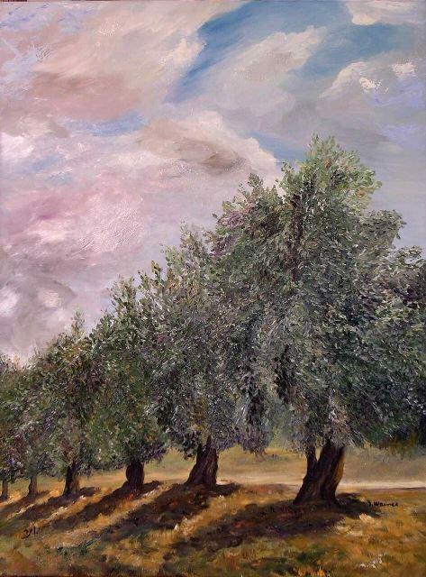 יפה וינר - ,תערוכה בין תקווה ליאוש
