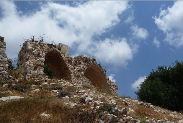 מבצר יחיעם, יוצר - Chenspec, מקור - ויקפדיה