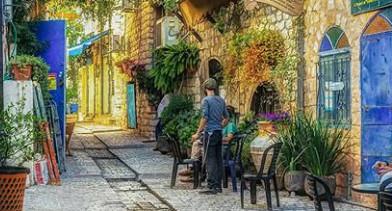 העיר העתיקה צפת