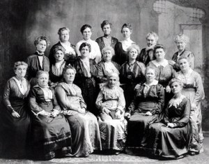 women of the first Relief Society