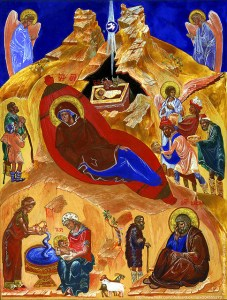 The Nativity of Our Lord and Savior Jesus Christ icon