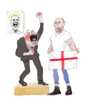 English Brexiteers