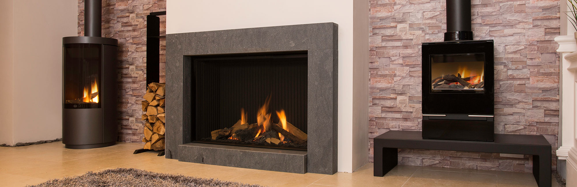 Balanced Flue Fires Nottingham  Derby  The Fireplace Studio