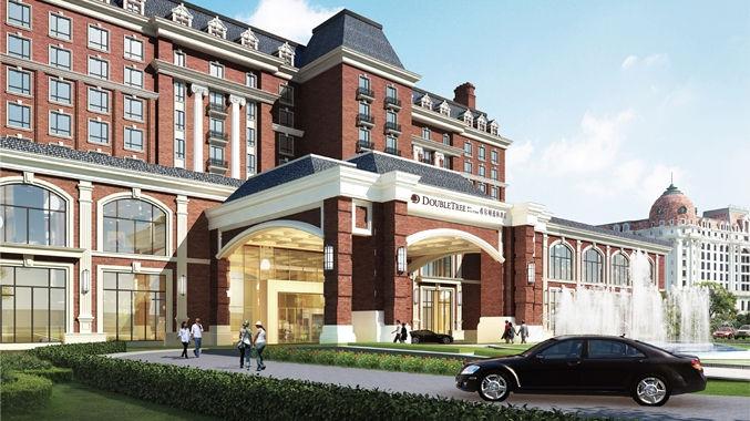 新飯店青島東方影都希爾頓逸林酒店4月28日開幕   常旅客