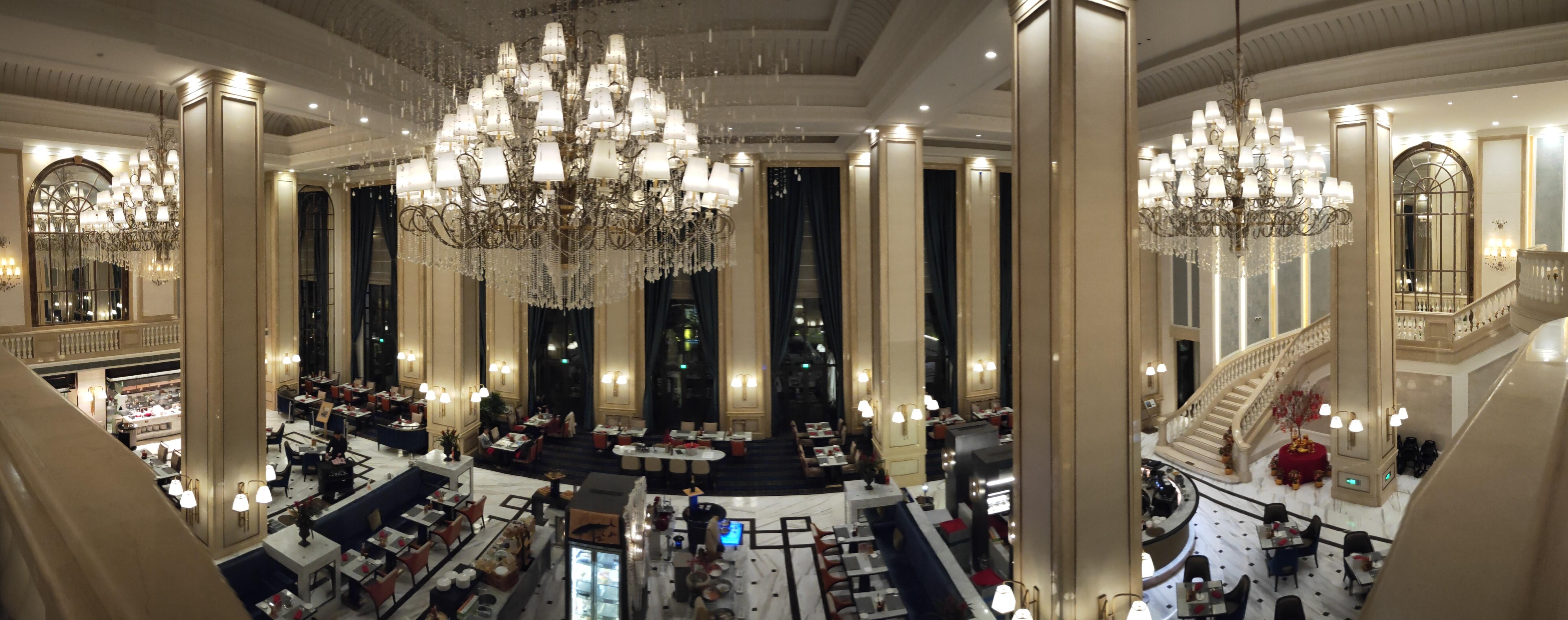 上海住宿經驗分享:上海虹橋新華聯索菲特大酒店   常旅客
