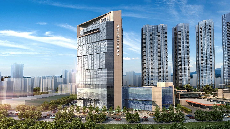[新飯店]深圳博林天瑞喜來登酒店全新開幕 | 常旅客